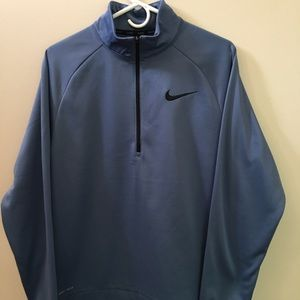 Nike Dry Fit 1/2 Zip Pullover